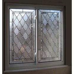 Decorative Frosted Window Glass