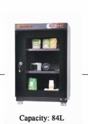 LED Dry Cabinet 84L