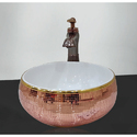 Attractive Ceramic Art Basin