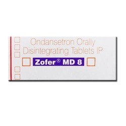 Zofer -MD 8 Tablet