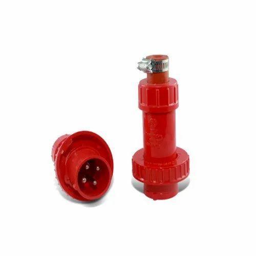 35A 4P Plug