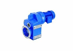F Series Geared Motor