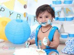 Cake Smash Birthday Faction Photography