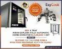 Piron Explora Fully Automatic Combi Oven