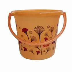 13 L Printed Water Bucket