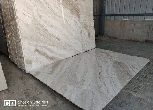 Beige Breccia Diana Marble, Thickness: 18 mm