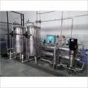 Reverse Osmosis Plant 250 Lph With Ultravoilet