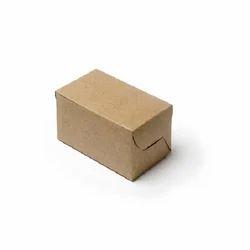 18K 1 Pastry Kraft Eco Box