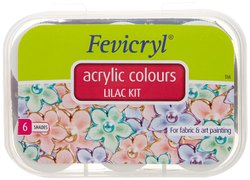 Fevicryl Lilac Kit