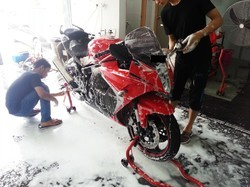Bike Cleaning Services