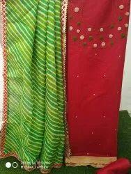 Ethnic Banarasi Suit