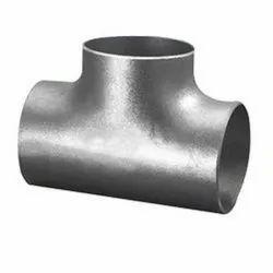 Mild Steel Flow Tee