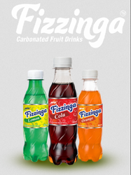 Star Fizzinga Fruit Drinks