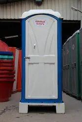 FRP Portable Toilets & Bathrooms Block