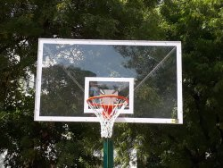 Basketball Board Acrylic Transparent Board