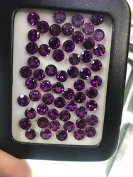 AAA Quality Purple Garnet Gemstones