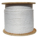 White Nylon Ropes