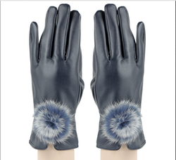 RWW5Z14011 Womens Designer Winter Gloves