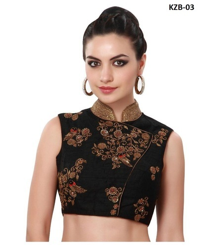 0cd6333748b816 Silk Blouse at Rs 350  piece