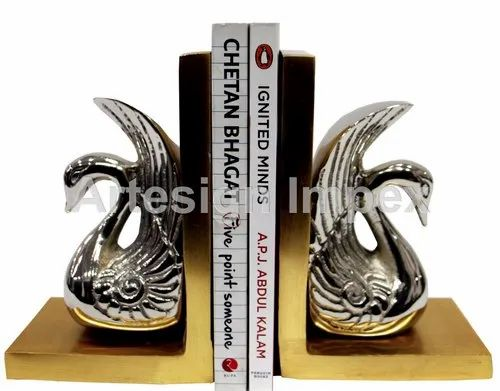 Swan Book-End