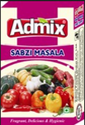 Admix Sabzi Masala