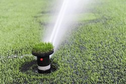 Landscape Turf Irrigation Systems
