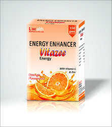 Livealth Biopharma Energy Enhancer with Vitamin C & Zinc, 150 mgs