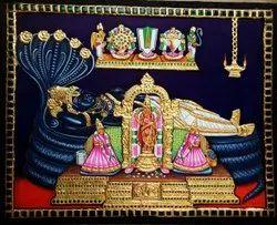 Padmanabhasamy Tanjore Painting