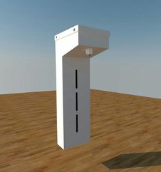 Automatic Sanitizer Dispenser Metal Box