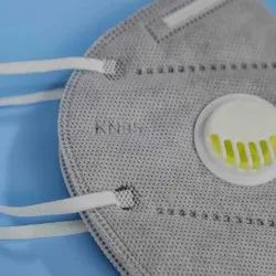 KN95 MASK WITH RESPIRATORY VALVE