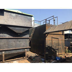 Mild Steel Storage Tank Fabrication