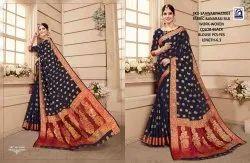 Rachna Banarasi Silk Saawariya Catalog Saree Set For Woman 3