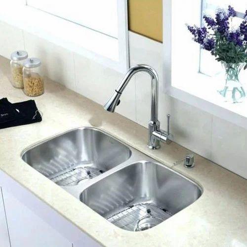 Stainless Steel Kitchen 2 Sink