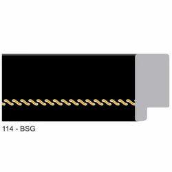 114-BSG Series Photo Frame Moldings