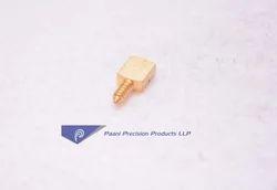 Paani Precision Brass Bat