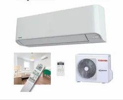 Toshiba Air Conditioner, Capacity: 1.0 Ton, Coil Material: Copper
