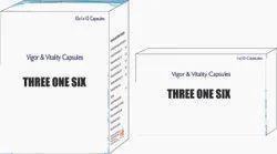 Vigor & Vitality Capsules