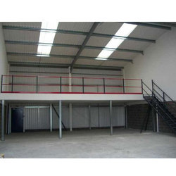 Warehouse Modular Mezzanine