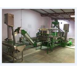 Automatic Cashew Nuts Making Machine