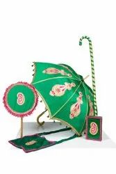 Kasi Yathra Decorated Wedding Umbrella set
