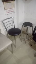 Divine Stainless Steel Chair