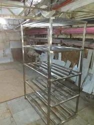 SS Storage Rack