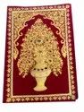 Indian Zari Jewel Carpet