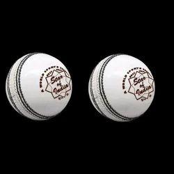 Star Of India White Cricket Ball
