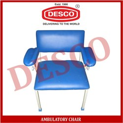 Black Ambulatory Chair