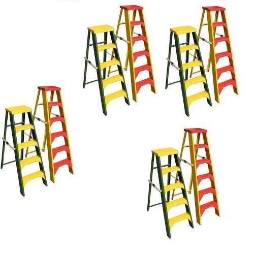 Tiltable Tower Ladder And Aluminium Trussed Ladder