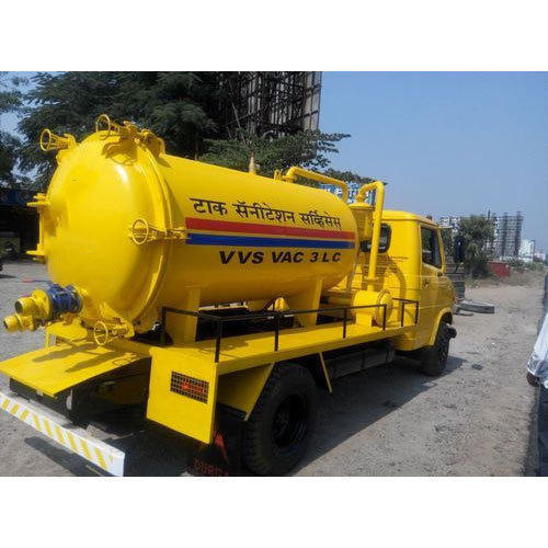 Vehicle Mounted Sewer Suction Machine