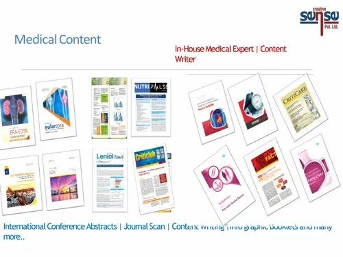 Medical Content Development with medico-marketing