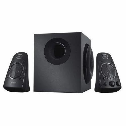 249b0b20aab Logitech 2.1 Channel Multimedia Speakers Z-623, Rs 7900 /piece | ID ...