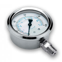 Field Mounted Pressure Gauges